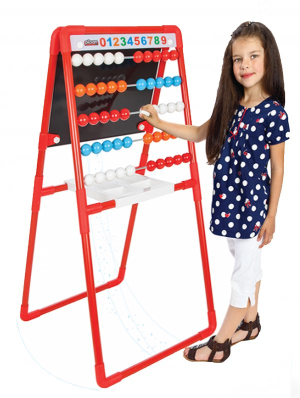 Smarty Drawing Board - Red (Ages 3+)