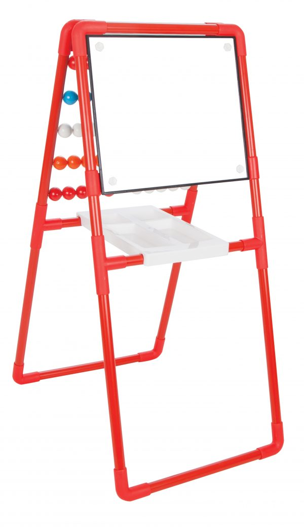 Drawing Board with Abacus - Red (Ages 3+)